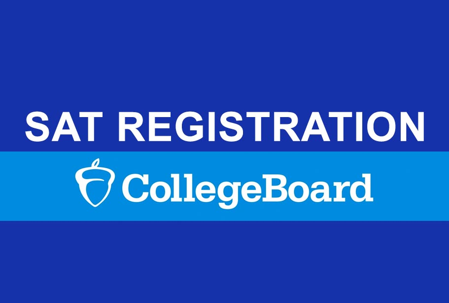 SAT Registration Process