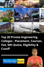 Top 20 Private Engineering Colleges